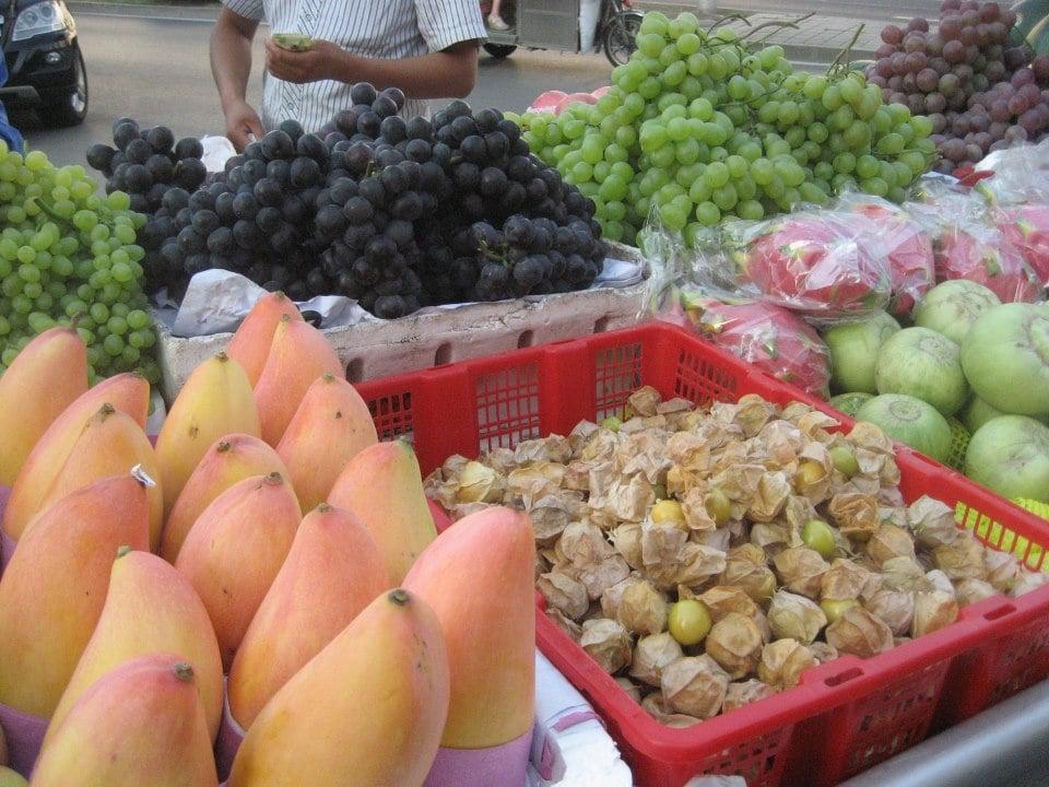 Mercado china